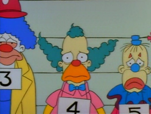 S01 E12 – Krusty Gets Busted – PUZZLED PAGAN PRESENTS