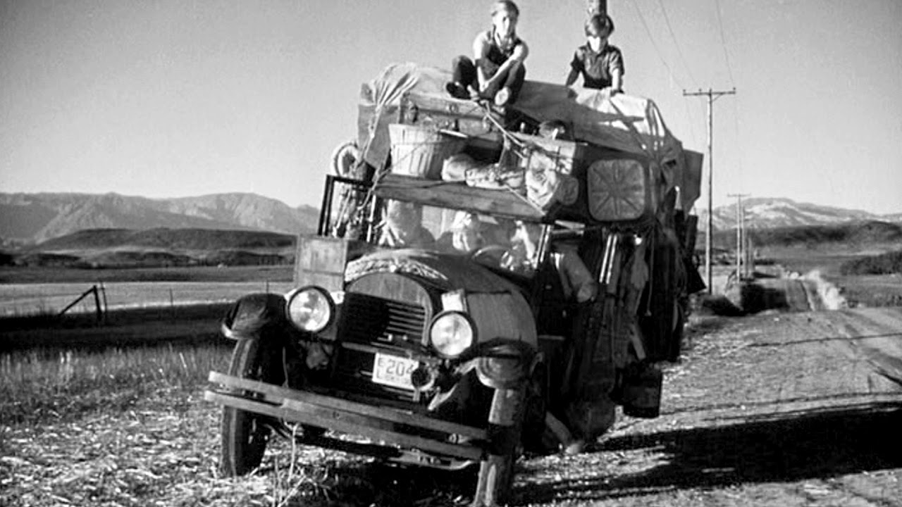 Image result for the grapes of wrath movie