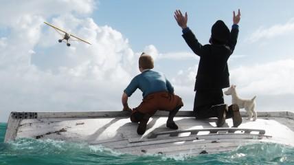 Tintin plane