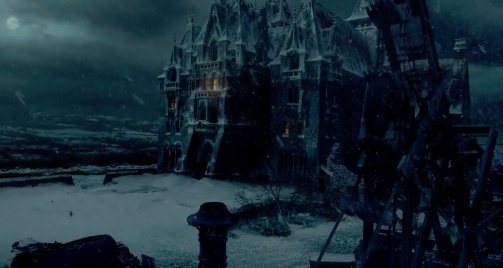 Crimson Peak House