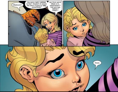 Fantastic Four #68