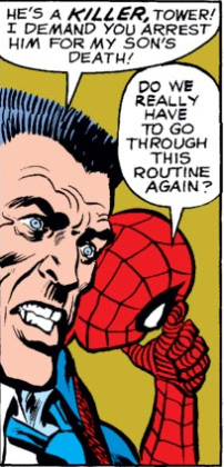 Spider Bomb Frustrated