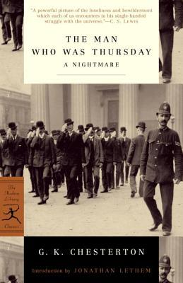 Man Who Was Thursday Cover
