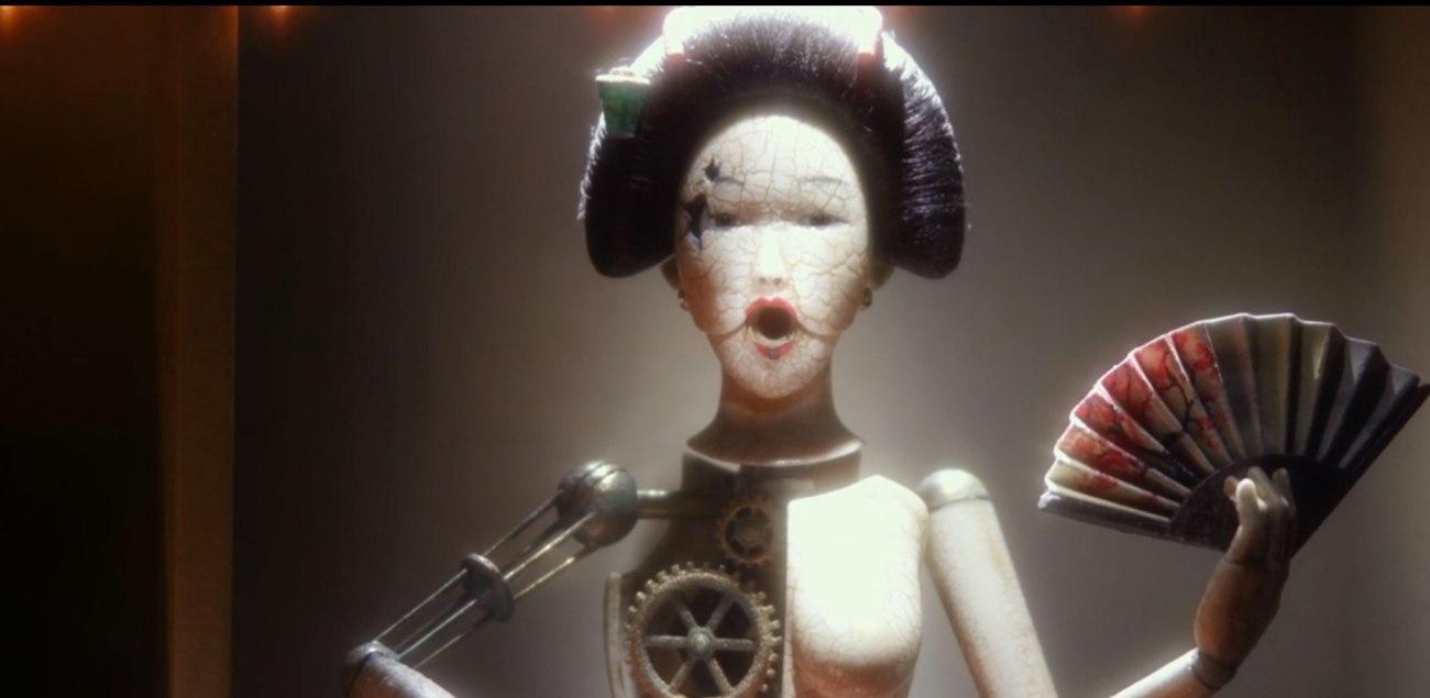 Anomalisa Geisha