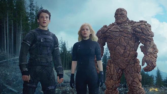 Fantastic Four Flash
