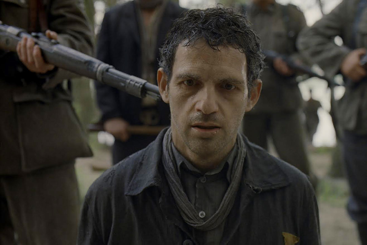 Son of Saul Depressing