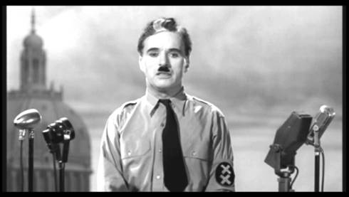 Great Dictator Speech