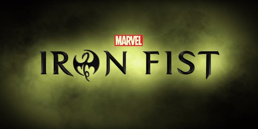 IronFistPoster