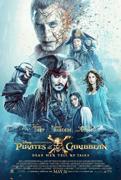 Pirates of the Caribbean: Dead Men Tell No Tales Is Somehow the ...