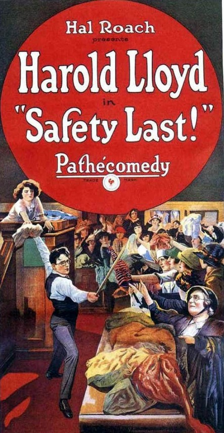 SafetyLastPoster