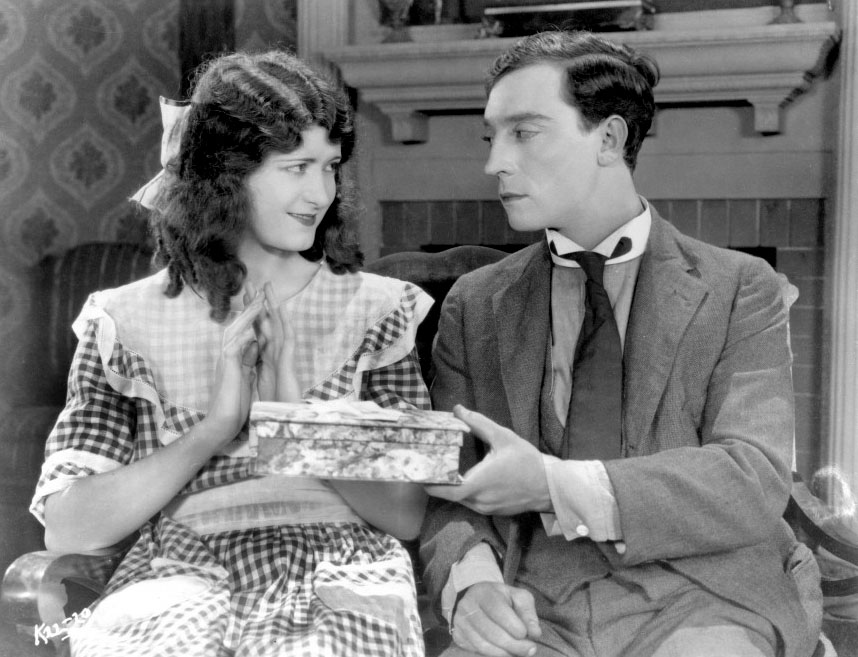 Sherlock Jr. (1924) Directed Buster Keaton Shown from left: Kath