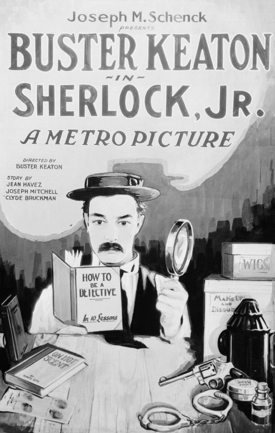 SherlockPoster