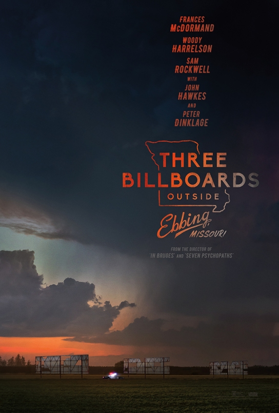 ThreeBillboardsPoster