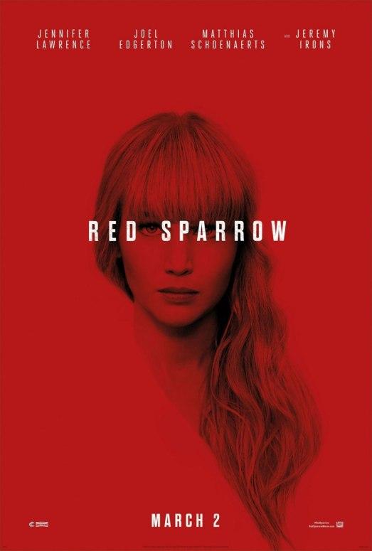RedSparrowPoster