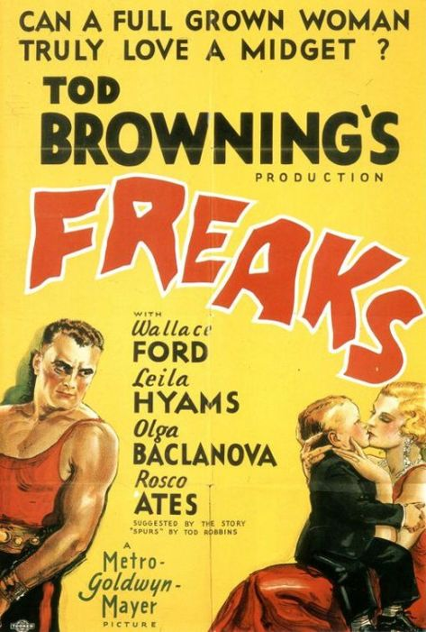 FreaksPoster