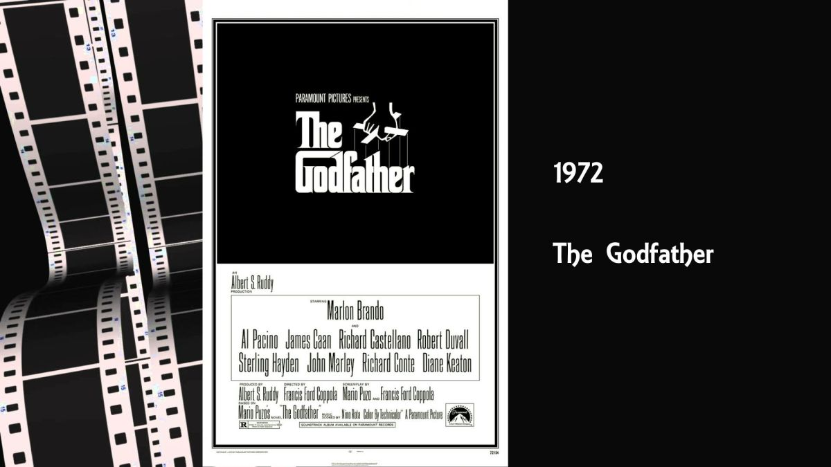 1972 – The Godfather – PUZZLED PAGAN PRESENTS