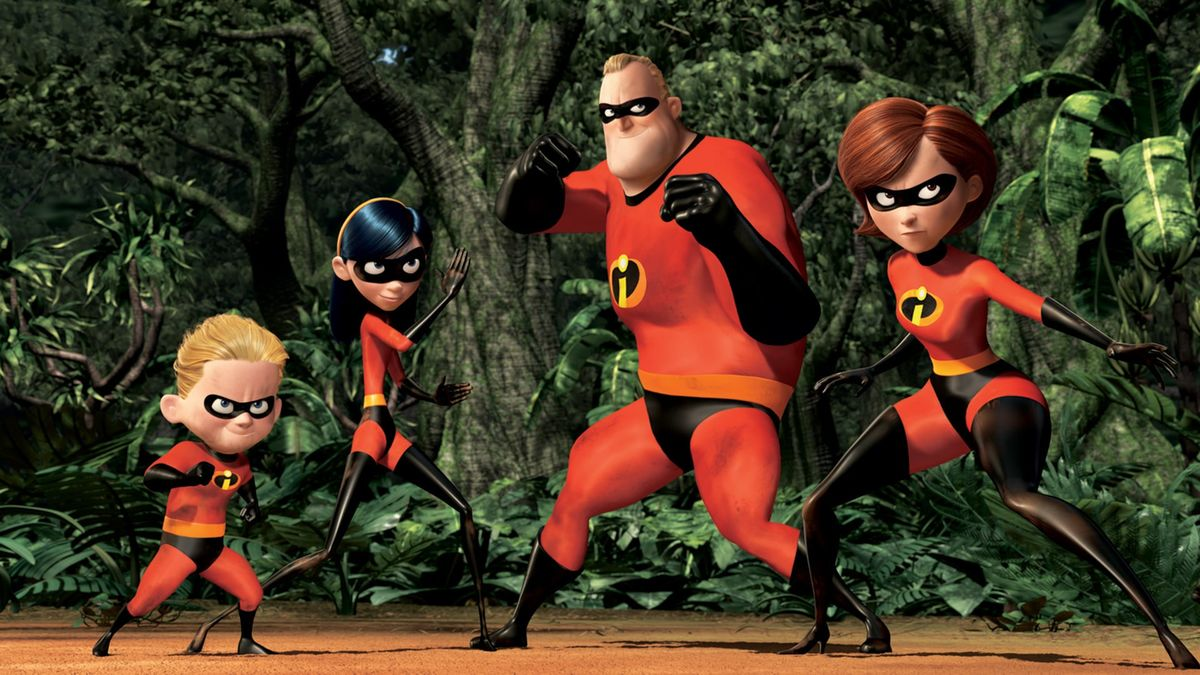 IncrediblesFamily