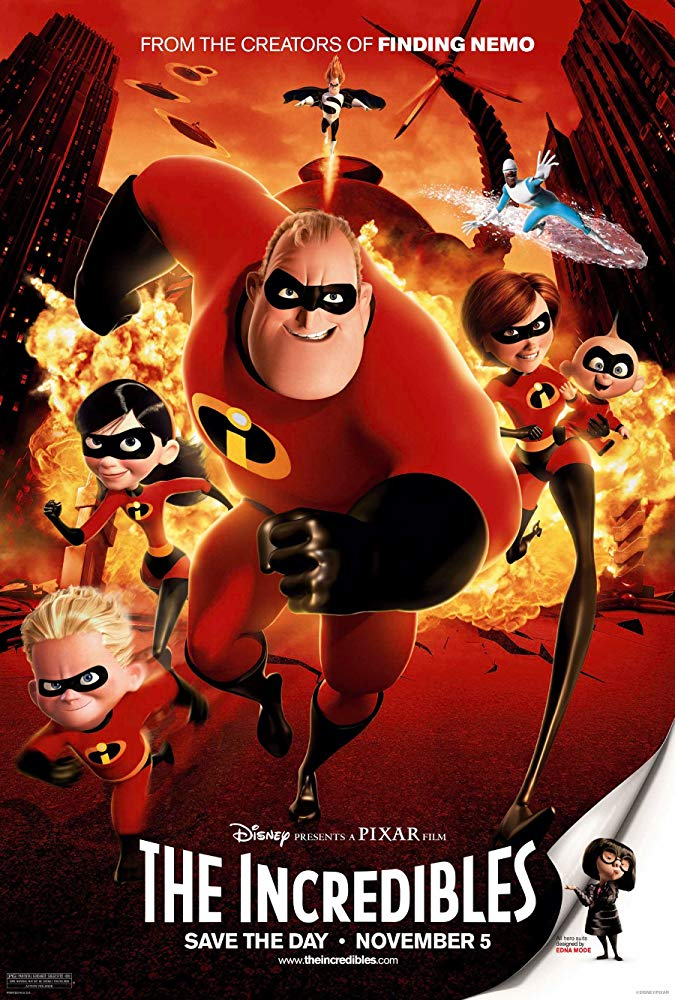 IncrediblesPoster