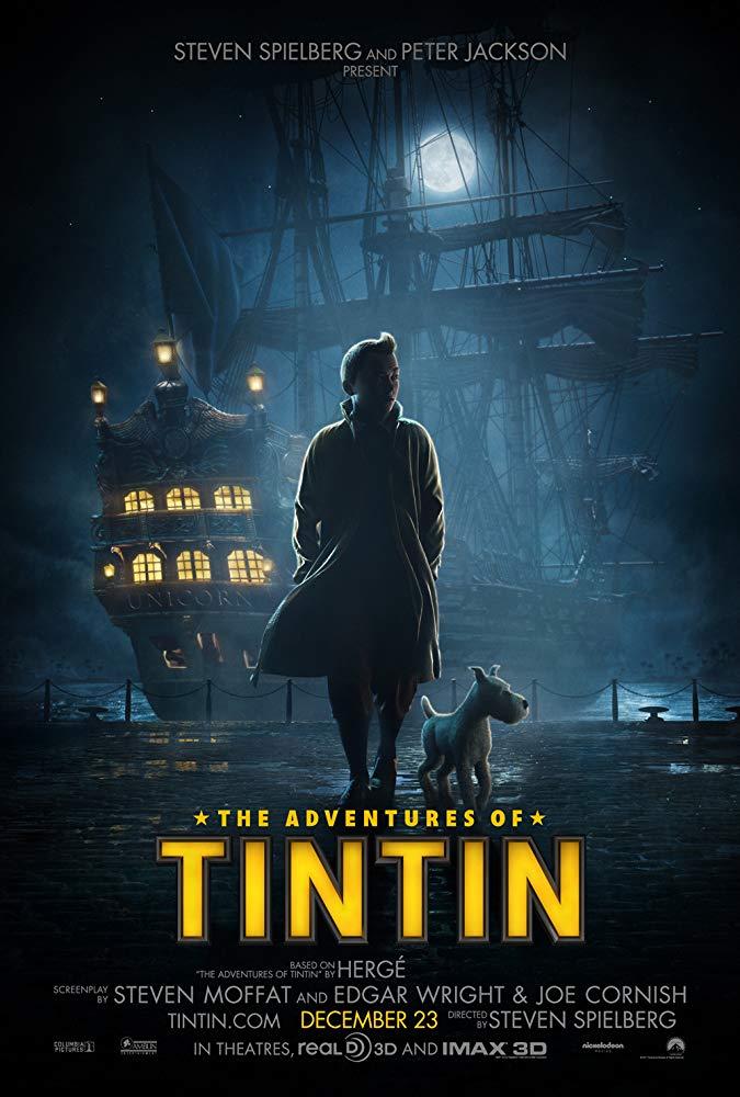 TintinPoster