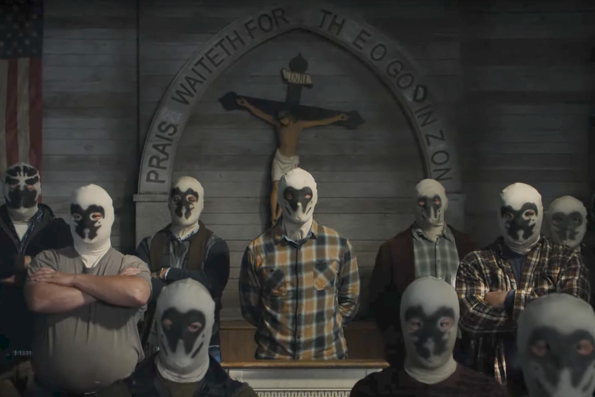 WatchmenRacists
