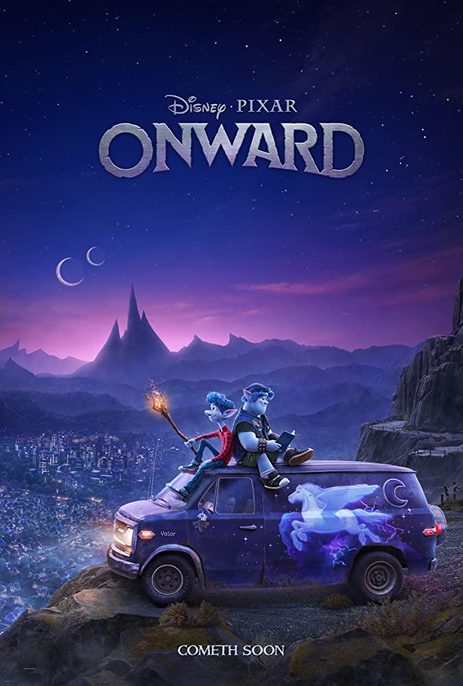 OnwardPoster